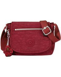 4d7079fa31ae The Sak Silverlake Leather Crossbody Bag in Red - Lyst