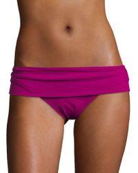 La Blanca - Island Goddess Hipster Bikini Bottom - Lyst