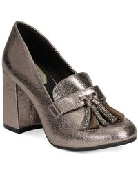 Kenneth Cole Reaction - Happy Change Metallic Court Shoes - Lyst