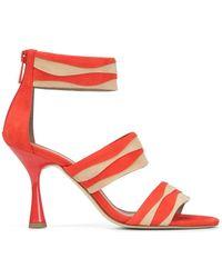 Donald J Pliner - Neav Suede Ankle-strap Sandals - Lyst