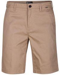 Hurley - Icon Chino Shorts - Lyst