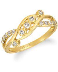 Le Vian - Nude 14k Honey Gold Ring - Lyst