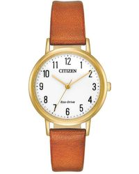 Citizen - Chandler Eco-drive Stainless Steel - Lyst