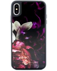 ted baker iphone xs max phone case