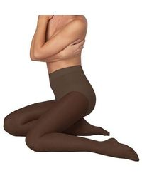 DKNY - The Nudes Control-top Hosiery - Lyst