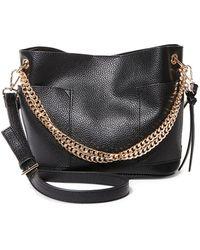 Steve Madden - Small Chain Bucket Bag - Lyst