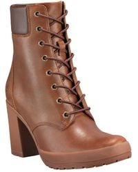 Timberland - Camdale Leather Lace-up Boots - Lyst