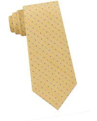 Michael Kors - Traveller Dot Silk Tie - Lyst