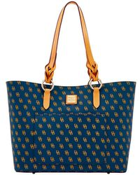 Dooney & Bourke Blakely Tammy Tote - Blue