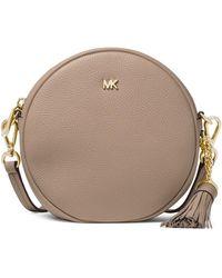 11a2d7760e99b3 MICHAEL Michael Kors Medium Canteen Bag (soft Pink) Handbags in ...