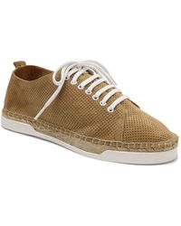Andre Assous - Shawn Lace-up Low-top Trainers - Lyst