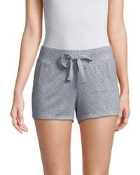 Roudelain - Rib-knit Short Shorts - Lyst