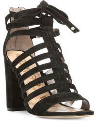 Sam Edelman - Yarina Open-toe Cutout Sandals - Lyst