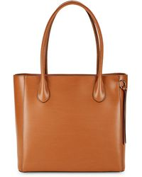 Lodis   Audrey Under Lock And Key Cecily Leather Satchel   Lyst