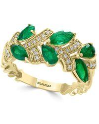 Effy Brasilica Diamond - Green
