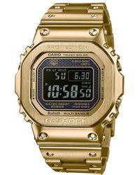 G-Shock - Gmw-b5000gd-9 Watch - Lyst