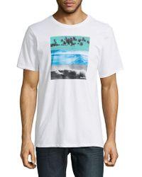 Howe - Beach Graphic Tee - Lyst