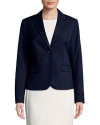 Jones New York - Tailored Blazer - Lyst