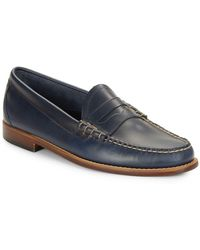 G.H. Bass & Co. - Larson Penny Loafers - Lyst