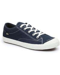 Simple - Wingman Canvas Trainers - Lyst