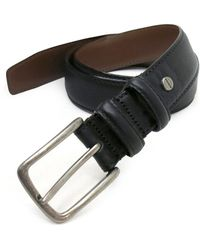 Boconi - Clapton Leather Belt - Lyst