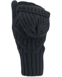 Under Armour - Around Town Fleece Mittens - Lyst