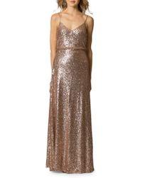 Jenny Yoo - Jules Sleeveless Dress - Lyst