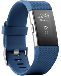 Fitbit - Charge 2 Heart Rate Fitness Wristband - Lyst