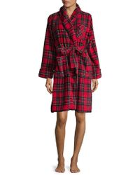 Lauren by Ralph Lauren - Printed Robe - Lyst