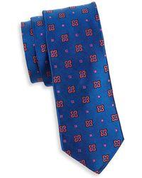 Ted Baker - Contrast Dot Neat Silk Tie - Lyst