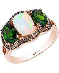 Le Vian Neopolitan Opal - Green
