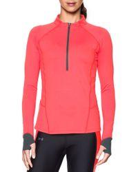 Under Armour - Run True Half-zip Athletic Pullover - Lyst