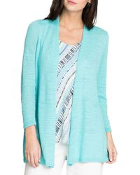 NIC+ZOE - Cliff Dive Cardigan - Lyst