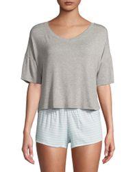 Honeydew Intimates - Heart Print Pyjamas - Lyst