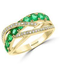 Effy White Diamond - Green