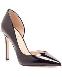 Jessica Simpson - Pheona Patent Court Shoes - Lyst