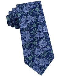 Ted Baker - Daisy Cluster Silk Tie - Lyst