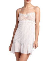 Rya Collection - Sheer Lace Camisole - Lyst