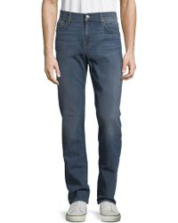 7 For All Mankind - After Hours Slimmy Jeans - Lyst
