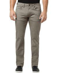 Buffalo David Bitton - Six-x Slim Straight Colored Jeans - Lyst