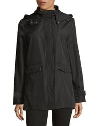 Weatherproof - Bonded Hooded Jacket - Lyst