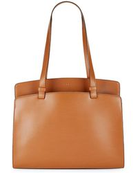 Lodis - Audrey Under Lock And Key Jana Work Leather Tote - Lyst