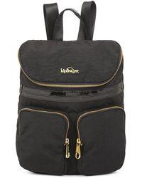 Kipling Carter Backpack - Black