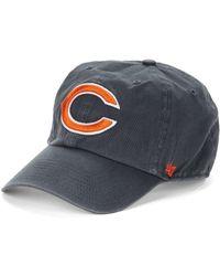 961ea902cf1 Lyst - Ktz 9fifty Chicago Bears Original Nfl Hat in Blue for Men