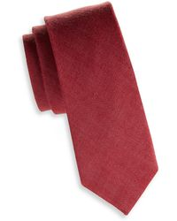 Tallia Orange | Textured Tie | Lyst