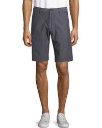 Strellson - Classic Textured Shorts - Lyst