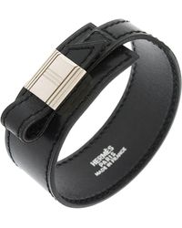 Hermès Artemis Bracelet - Black