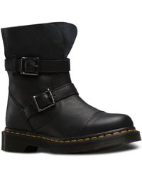 MIA - Kristy Leather Boots - Lyst