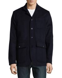 Pendleton - Wool-blend Coat - Lyst
