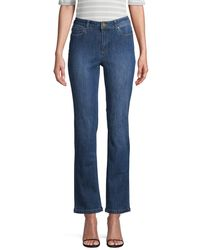 Jones New York High-rise Jeans - Blue